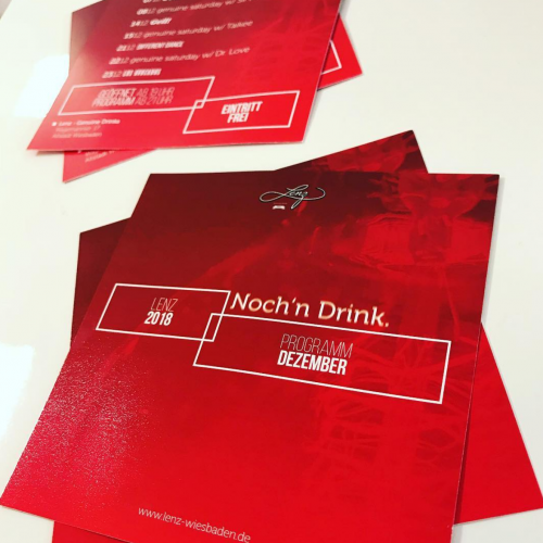 Lenz – Genuine Drinks